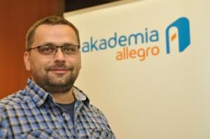 Akademia Allegro - Marcin Cisek