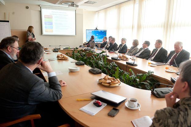 V Posiedzenie Rady ds. Społeczeństwa Informacyjnego